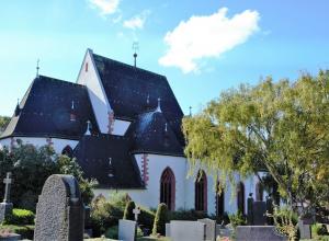 Eine geistliche Heimat: Sankt Panktratius in Hechtsheim. (Foto: edf)