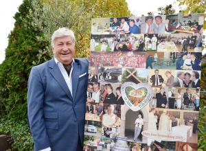 Viele schöne Erinnerung hat Norber Baumgärtner an sein 50-jähriges Engagement im PGR. (Bild: EF)
