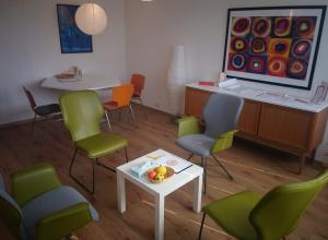 Ein Gesprächszimmer in der Donum Vitae Beratungsstelle Fulda. Foto:Metz